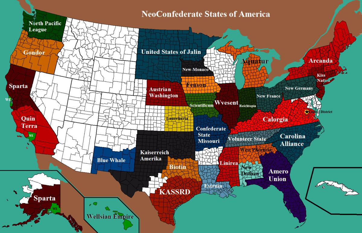 an introduction to the confederate states of america The confederate postal system « back — next » john h reagan the confederate states of america (csa) introduction to stamp collecting.
