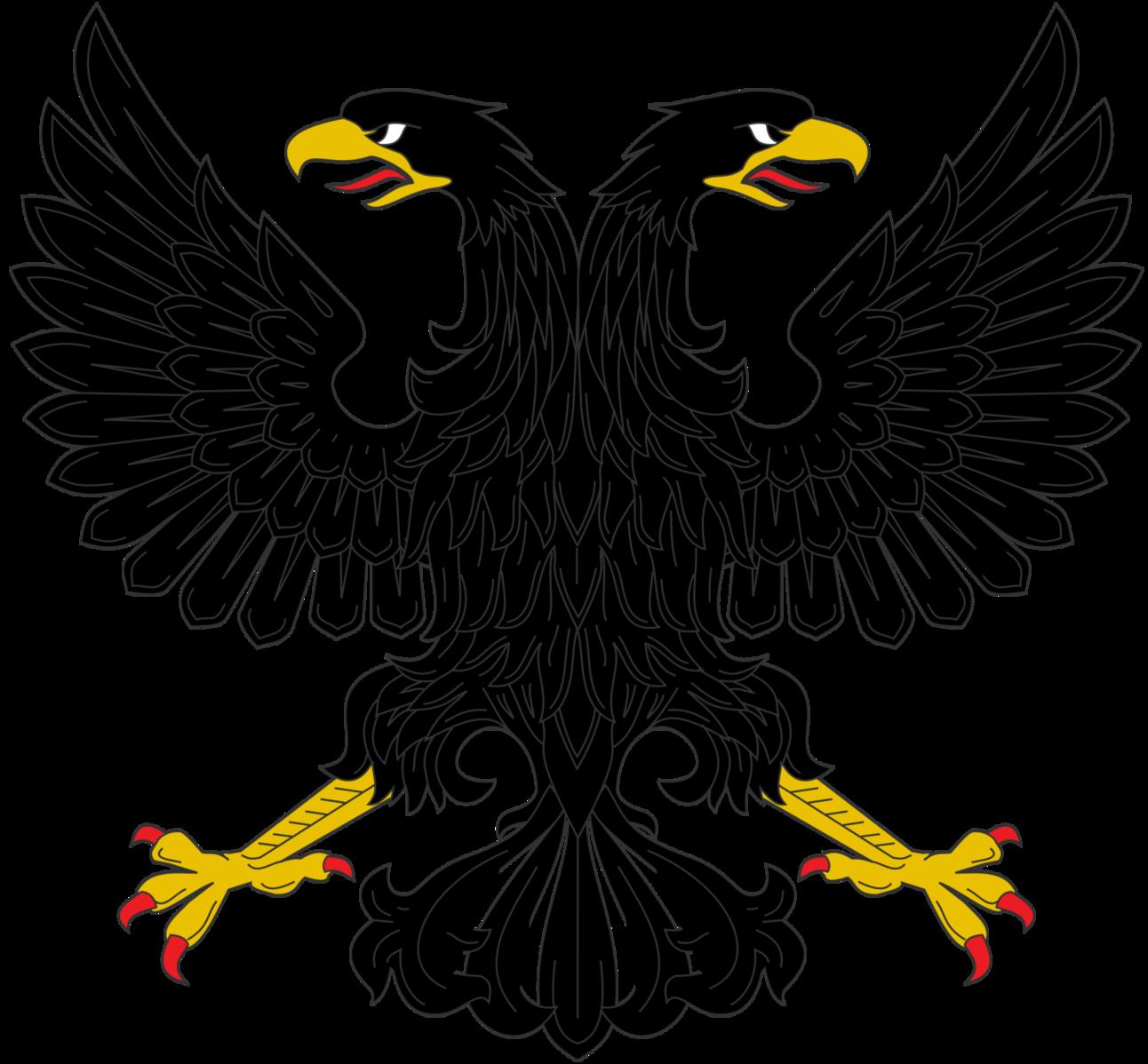 Двуглавый орел своими руками